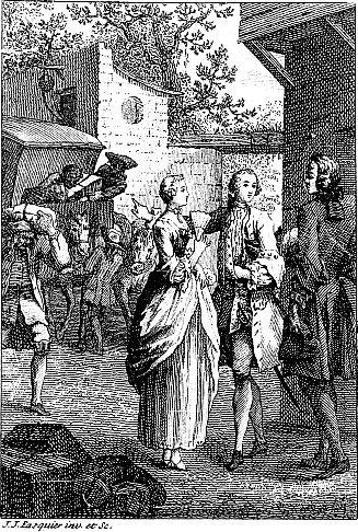 Manon Lescaut, La rencontre de Manon et Des Grieux - 1ES - Exposé type bac Français - Kartable