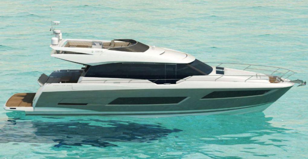 Prestige annonce 3 nouveaux yachts en 2016-2017