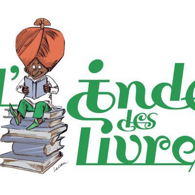 Salon de l'Inde des livres, 15 & 16 novembre