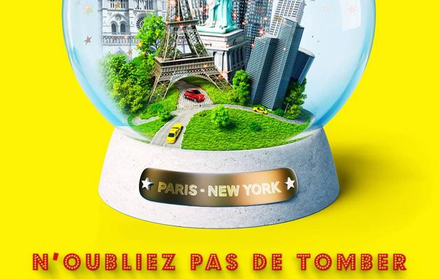 [Critique livre] N'oubliez pas de tomber amoureuse de Paris