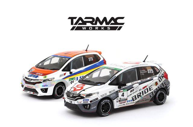 1/43 : Deux nouveaux Honda Fit RS Tarmac Works disponibles