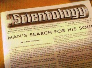 L. Ron Hubbard vereint Wissen und Religion
