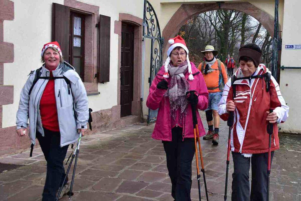 Mardi 19 décembre - La traditionnelle veillée de Noël au Schauenberg