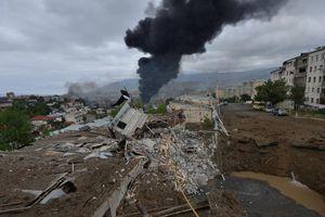«Plusieurs dizaines de mercenaires français» impliqués dans le Haut-Karabakh! Il ne nous manquait plus que çà ! Pas d'argent pour les hôpitaux mais là oui!