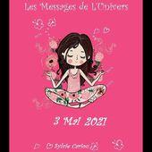 MESSAGE DE L'UNIVERS 3 MAI 2021 LES BLES LE TEMPS EST VENU DE LA RECOLTE