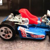 GO KART KARTING HOT WHEELS 1/64 - car-collector.net