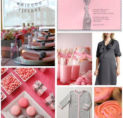 Baby Shower #1 : inspirations