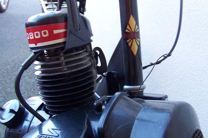 Le Solex 3800 de malou