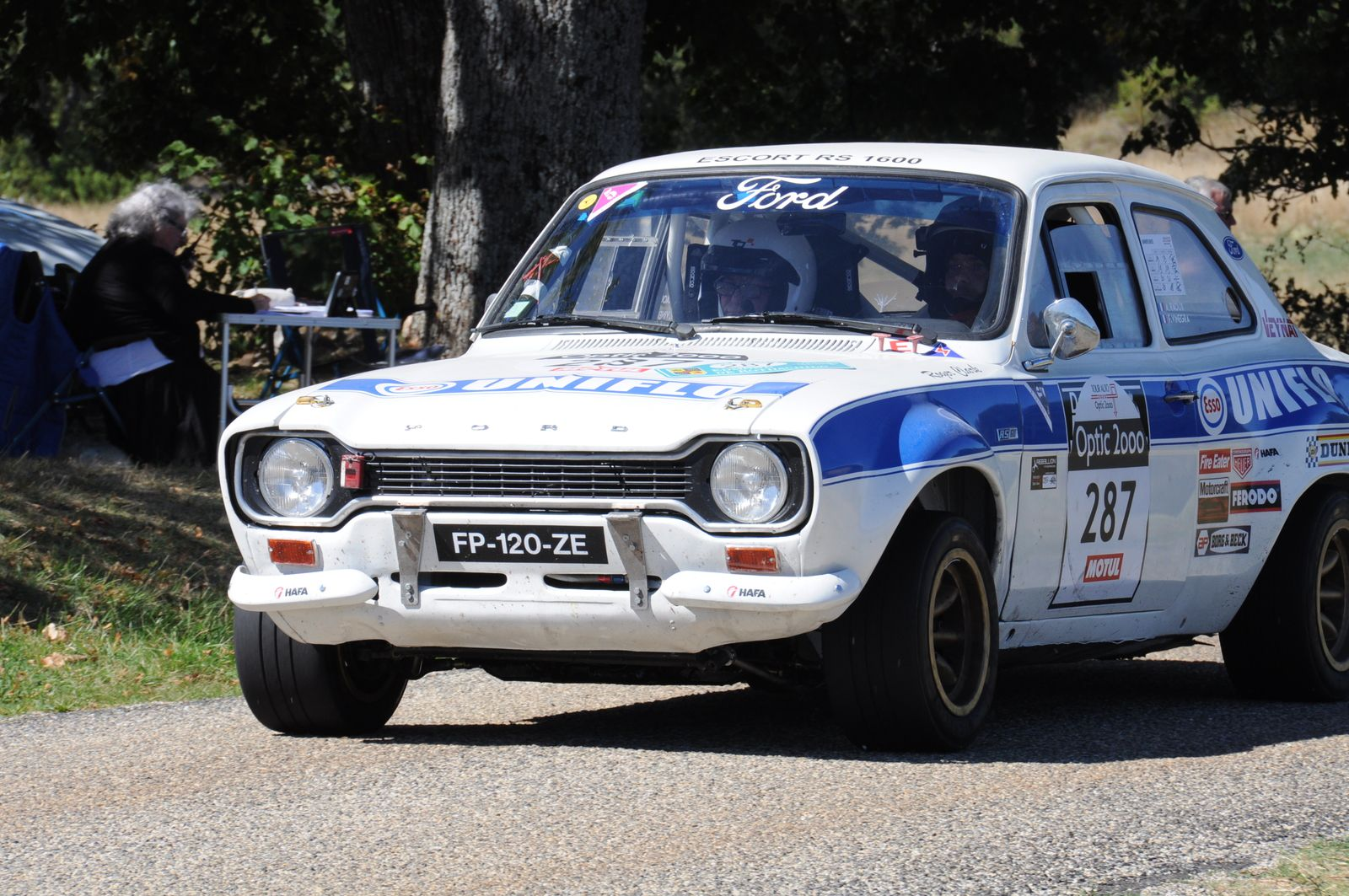 Ford Escort MK I RS 1600 1975 ..... Photo : RS