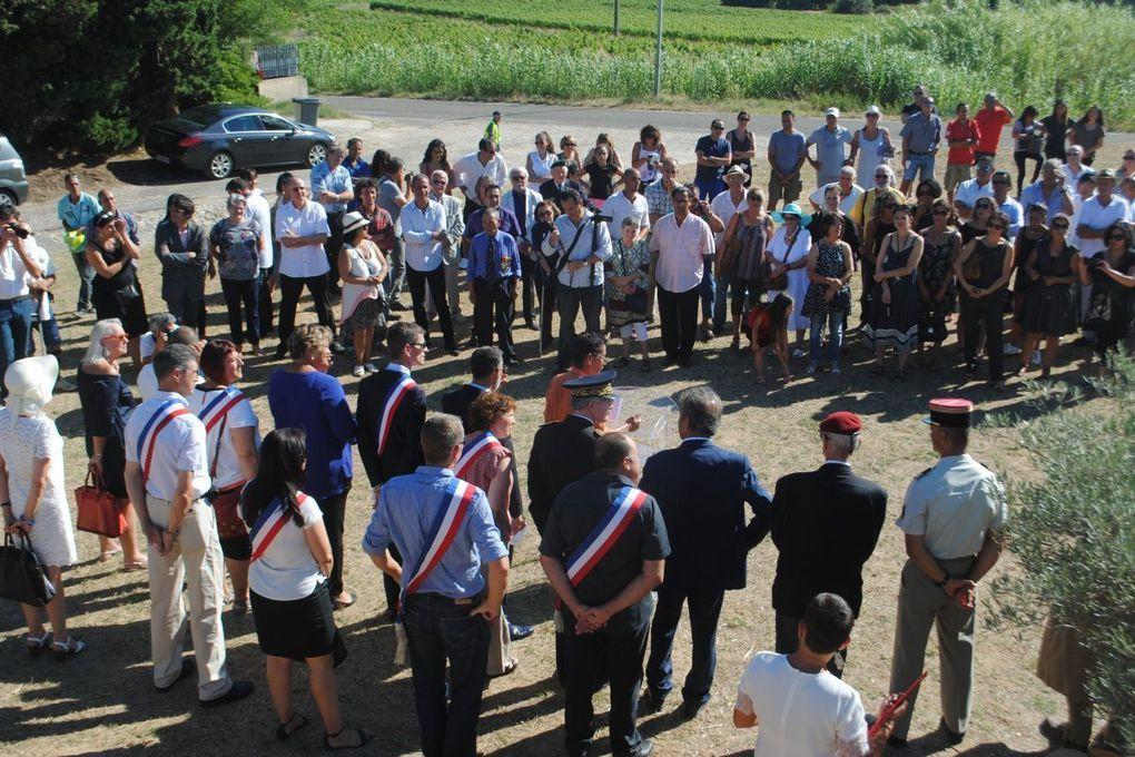 Laudun-L'Ardoise : 40 ans après, ils sont revenus au camp de Saint-Maurice