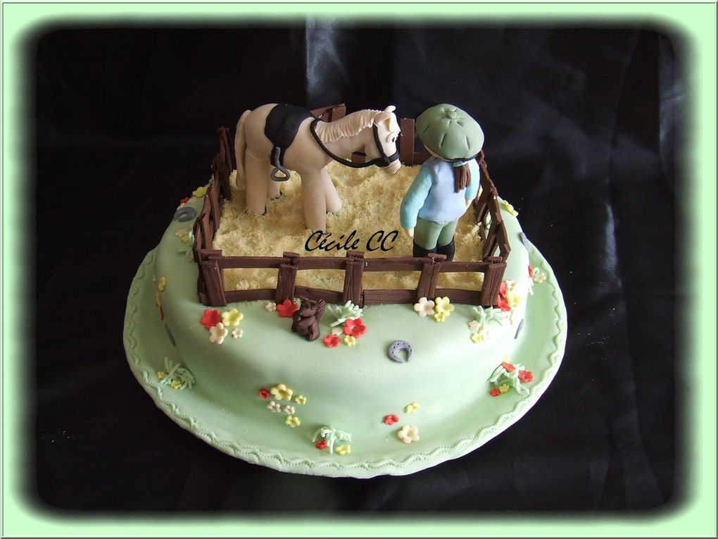 Photos réalisations de Cake Design 2