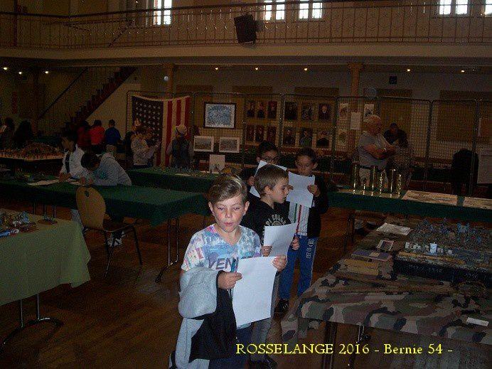 EXPOSITION 14/18 a ROSSELANGE - 2016 -  EXPOSITION 14/18 a ROSSELANGE - 2016 -