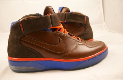 Nike Air Force 25 New-York KNICKS Edition