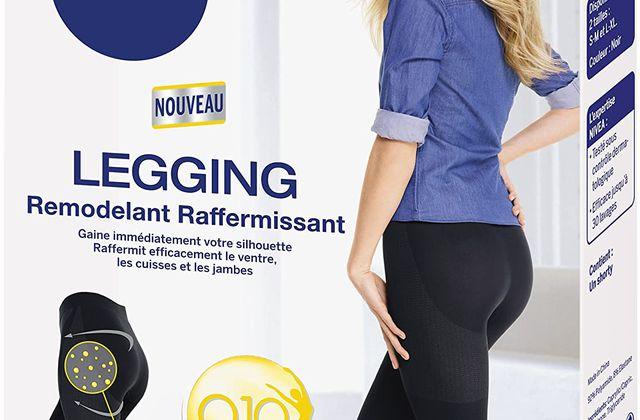 Que vaut le Legging Remodelant Raffermissant de Nivea au Q10?
