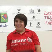 Jeux Paralympiques : la pongiste dijonnaise Léa Ferney remporte son 2e match
