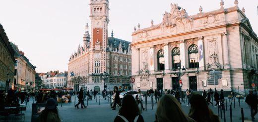 L'instant néerlandais du jour (2018_03_12): Lille, de kleurrijke grensstad