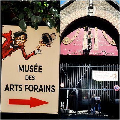 Week-en Parisien (3)... Musée des Arts Forains