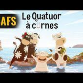 Le Quatuor à cornes - Bande Annonce VF - 2018