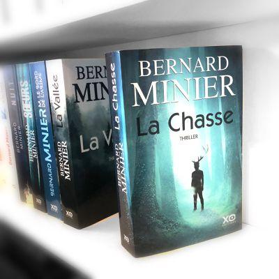La chasse, Bernard Minier