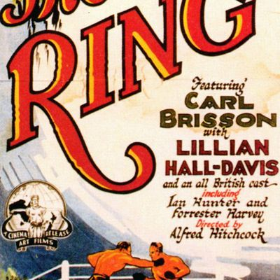 The Ring (1927) de Alfred Hitchcock