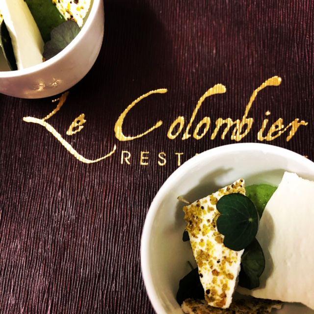 Vente à emporter Saint-Valentin Restaurant Le Colombier Offranville pour le samedi 13 février 2021
