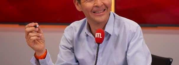 Thomas Sotto prend les commandes dès ce lundi de RTL Soir