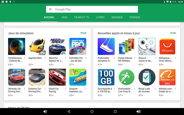 "avis tablette tactile 10.1"" Android 7.0 Teclast tPad A10H @ Tests et Bons Plans"