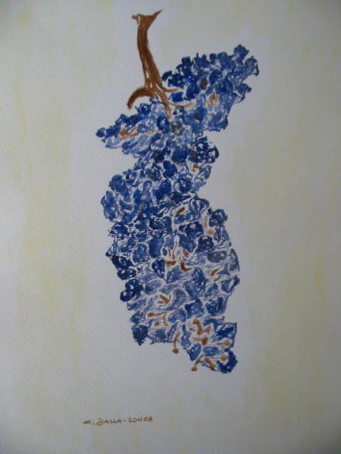 La vie dans sa diversité       Marmande le 05 Mars 2012                          ALBUM              DE            PEINTURES               de          Gisèle DALLA LONGA