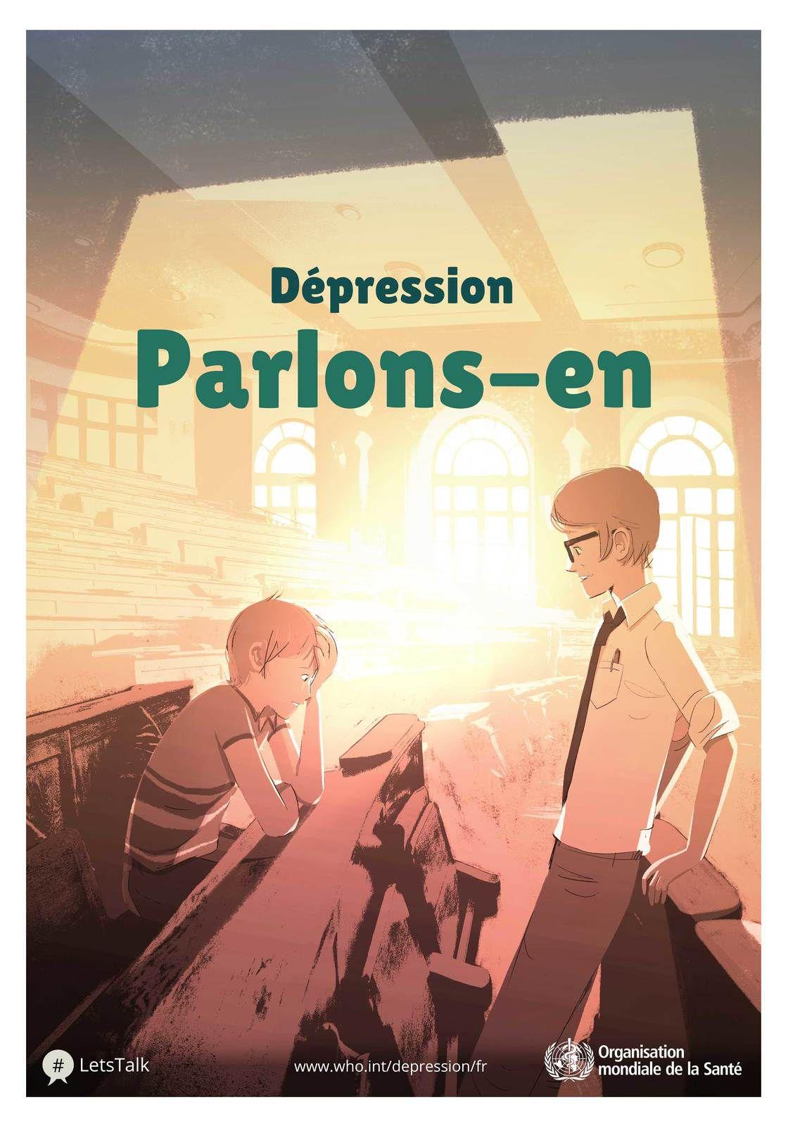 La dépression peut se manifester très tôt