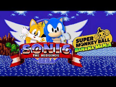 [ACTUALITE] Super Monkey Ball Banana Mania - Sonic et Tails répondent présents!