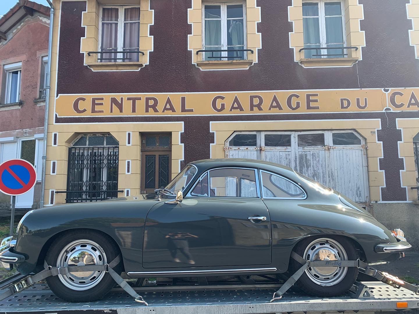 Air-cooled road trip : La côte d' azur