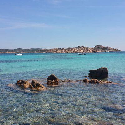 Visite des îles Maddalena