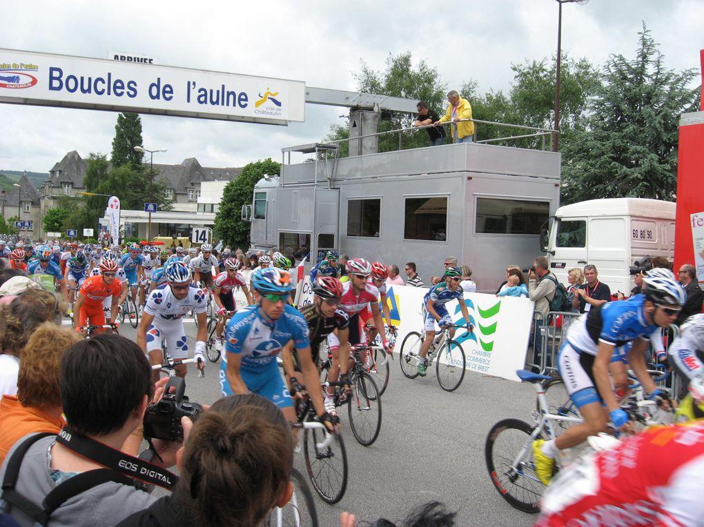 Photos du GP de Plumelec 2010 et des Boucles de l'Aulne 2010