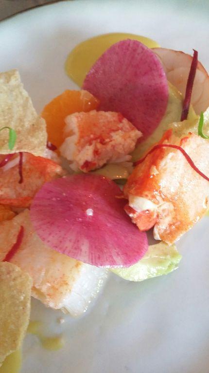 """Bayonne : déjeuner de fin d'année à """"La Table de Pottoka"""", homard et pibales, ça vous dit quelque chose ?"""