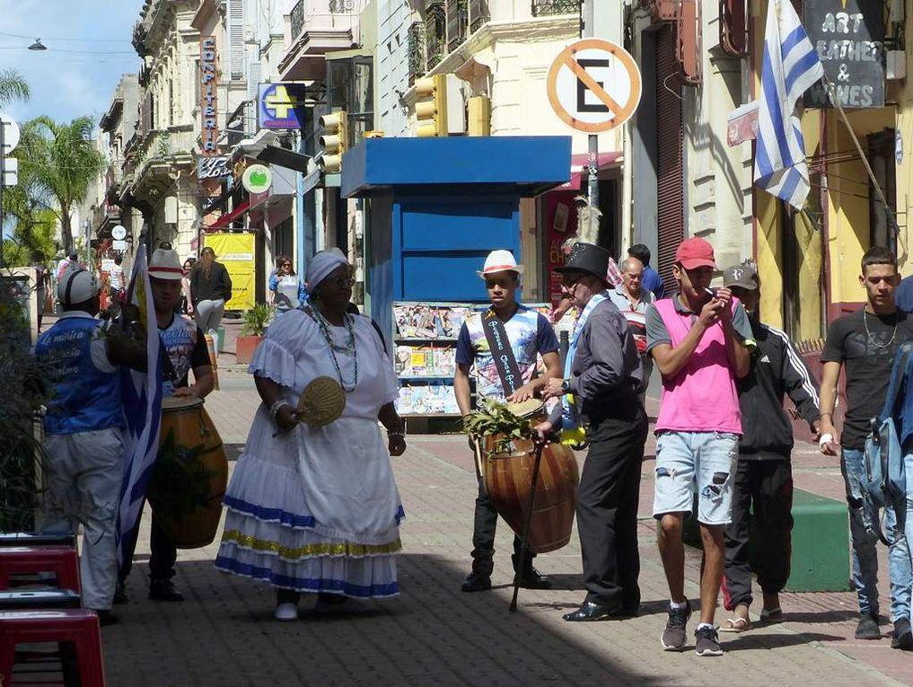 Montevideo et Colonia del Sacramento.