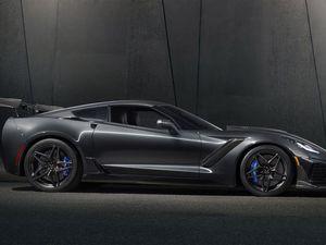 Automobile :  La nouvelle CORVETTE ZR1, complètement monstrueuse