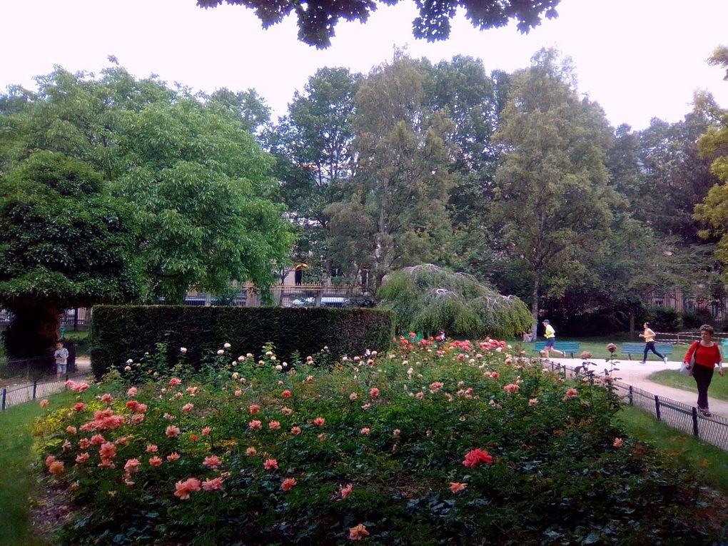 Que le Parc Monceau est joli au printemps !