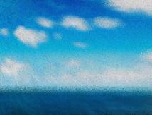 Le bleu osé