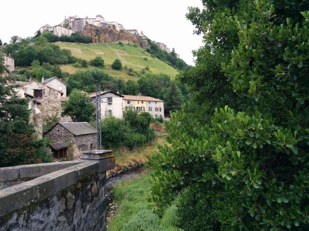 Visite de Saint-Flour, deux heures plongées dans l'histoire