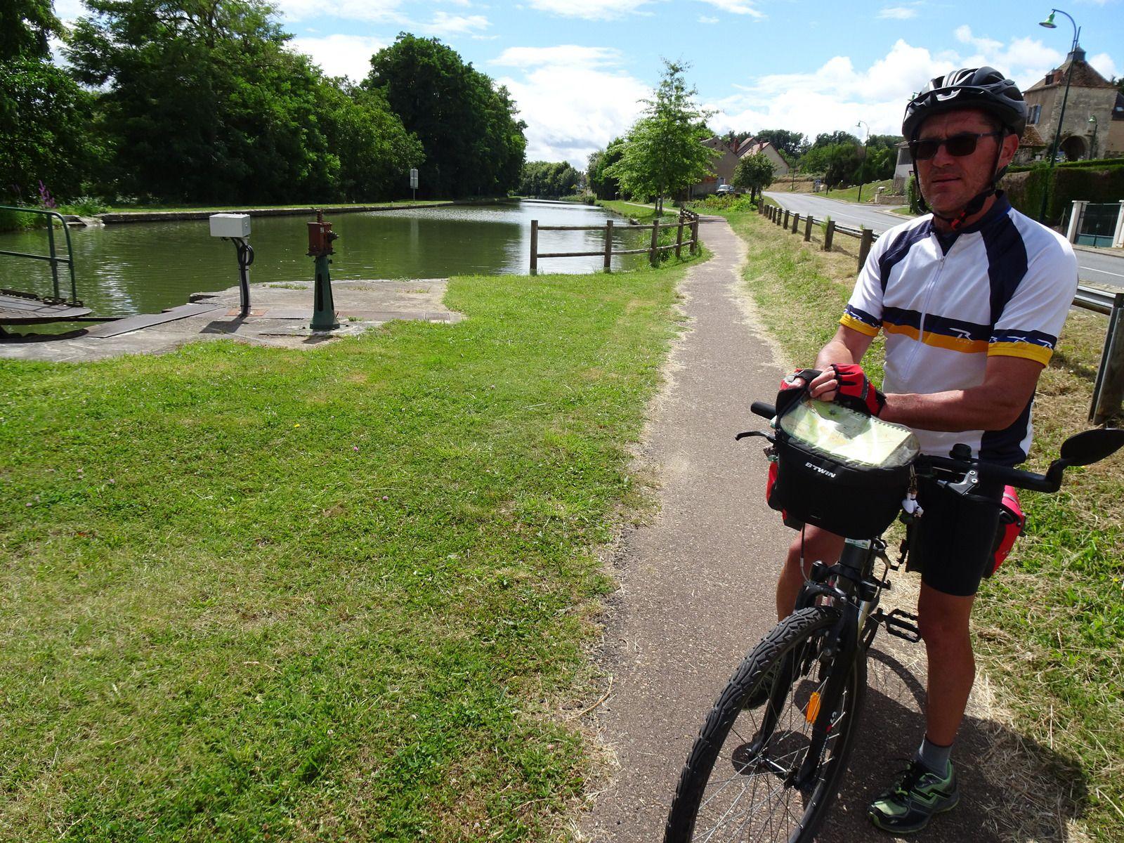 Le Centre-Val de Loire à vélo : Etape 7 - La Charité-sur-Loire / Belleville-sur-Loire - 49,8 km