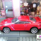 NISSAN GT-R 2009 HOT WHEELS 1/64 - car-collector.net