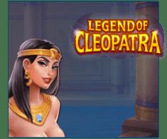 machine a sous en ligne Legend of Cleopatra logiciel Playson