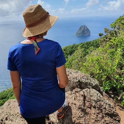 Les randonnées d'Isa en Martinique