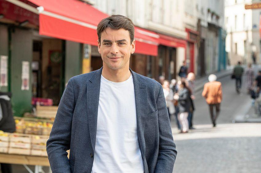Julian Bugier (© Nathalie Guyon/France 2)