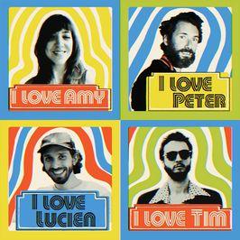 midnight cassette, le projet de 4 lyonnais emmené par la chanteuse Amy Winter une anglaise à la voix de velours