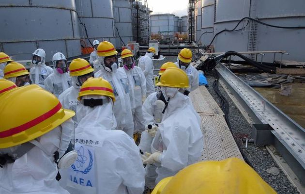 """""""Giant social stigma"""" attached to Fukushima workers"""