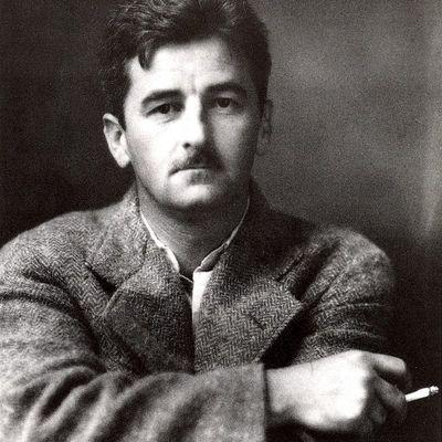 ANNIVERSAIRE : WILLIAM FAULKNER, né le 25 septembre 1897