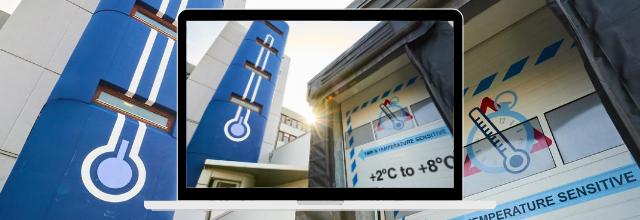 Pharma-Hub Frankfurt Airport is the leading European hub for the handling of temperature-sensitive goods