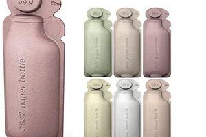 Peut-être la fin des bouteilles en plastique ?