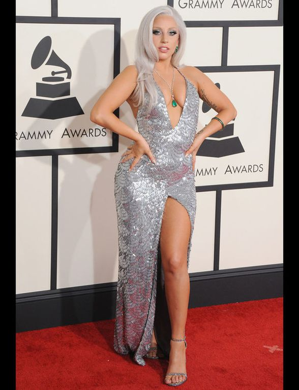 Lady Gaga va rendre hommage a #Bowie pendant les Grammy Awards !